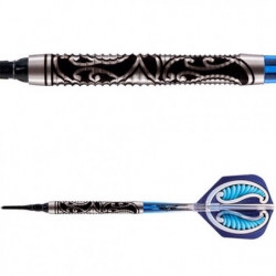 Shot Warrior Tipu Softtip Dartpile 80% 20 gram