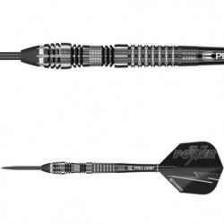 The Power 8-Zero Black v.4 Dartpile 23 gram