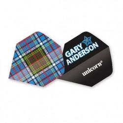 Unicorn Authentic Gary Anderson Scottish Flights