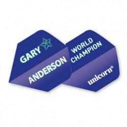 Unicorn Authentic Gary Anderson Blø Flights
