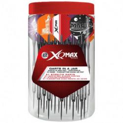 7 sæt dartpile (XQ Max) på...