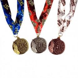 Dartmedaljer - Guld/Sølv/Bronze