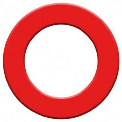 Beskyttelsesring (rød)