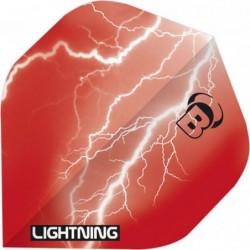 Lightning Flights - Rød