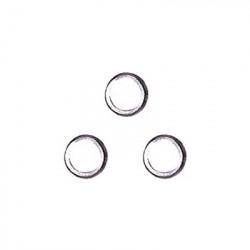 Bulløs Shaft Alu Rings (sølv)
