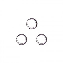 L-Style C-Ring Lyserød