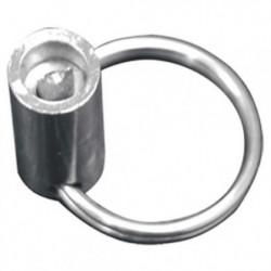 L-Style Metal C-Ring Sølv